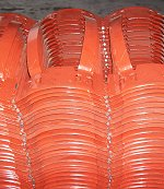 centralizer for oil well casings