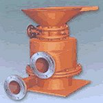Cyclone mixer for drill fluid